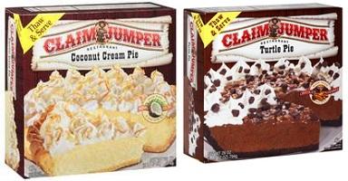 ClaimJumperPies