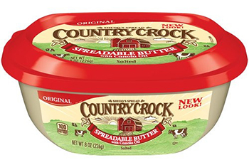 CountryCrockSpreadableButterCanola8oz