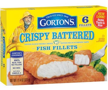 GortonsFishFillets