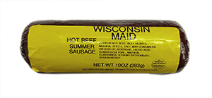 WisconsinMaidSUmmerSausage